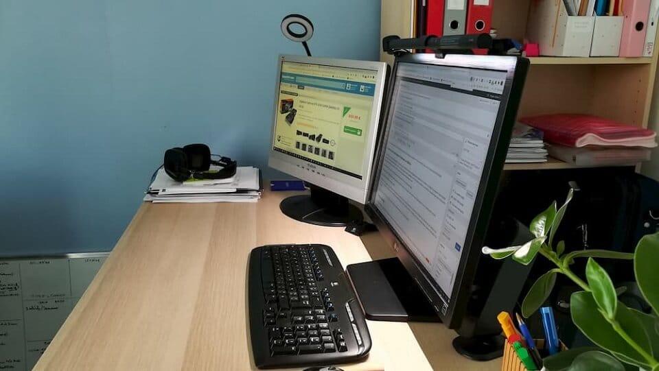 Avis BenQ ScreenBar: Lampe d'ordinateur de bureau