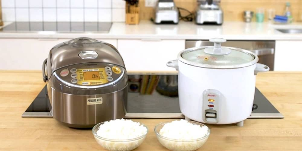 Les 3 Meilleurs Cuiseurs de riz japonais 2019 (Fabriqué au Japon)