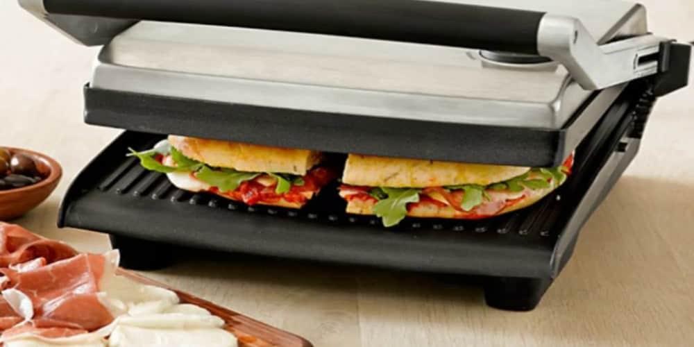 Les 3 Meilleurs Grill Panini 2020 Comparatif complet