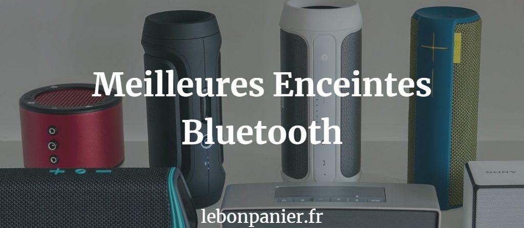 Les 7 Meilleures Enceintes Bluetooth de 2018 (qui cartonnent en son)