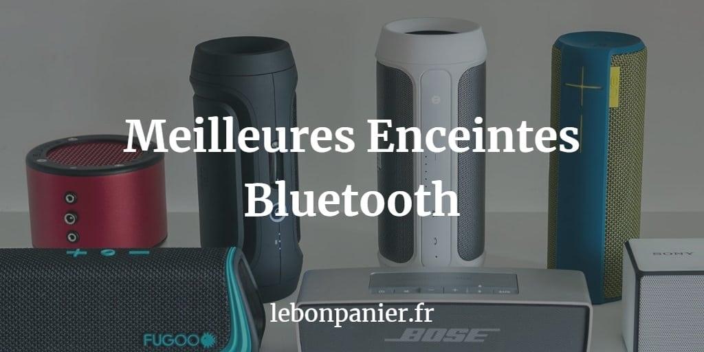 Les 7 Meilleures Enceintes Bluetooth de 2020 (qui cartonnent en son)