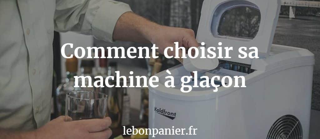 Meilleurs Machines à Glaçons 2018 – Comparatifs & Avis