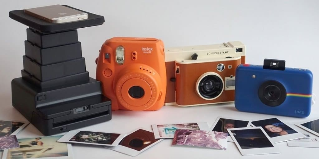 Les 7 Meilleurs Appareils Photo Polaroid 2020 (et souvenirs instantanés)