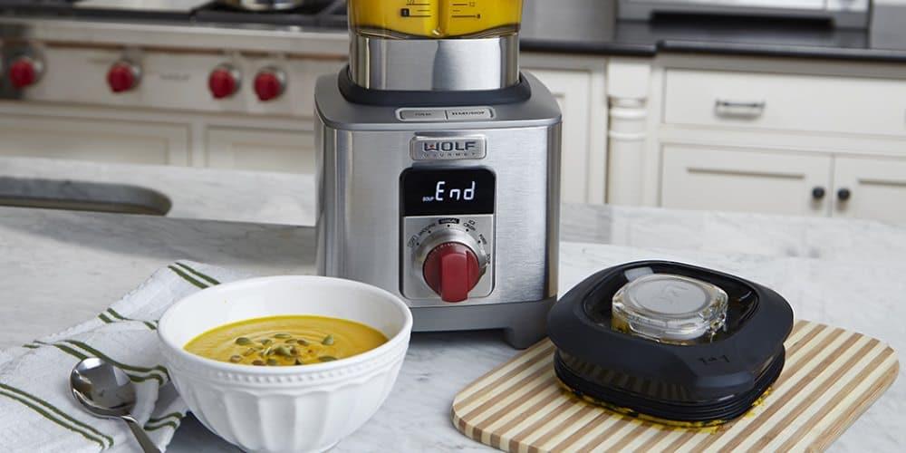 Les 3 Meilleurs Blenders Chauffants pour Soupe2020