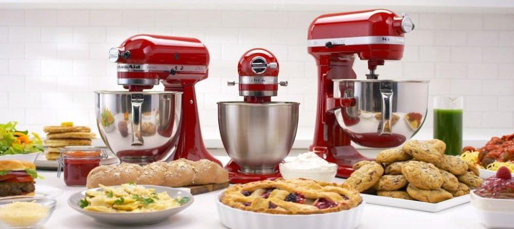 Les 3 Meilleurs Robots Pâtissiers KitchenAid (Lequel Choisir ???)